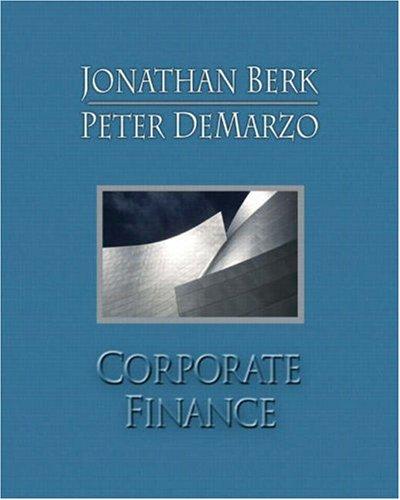Corporate Finance plus MyFinanceLab 2-semester Student Access Kit