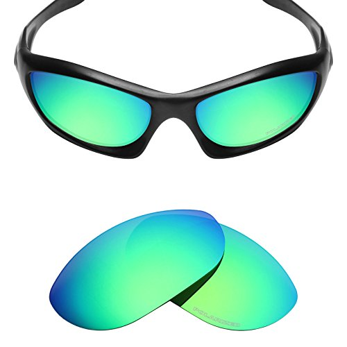 Mryok  Resist Seawater Replacement Lenses For Oakley Monster Dog Sunglass   Opt