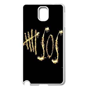 James-Bagg Phone case 5SOS - 5 Second of Summer Protective Case For Samsung Galaxy NOTE3 Case Cover Style-2