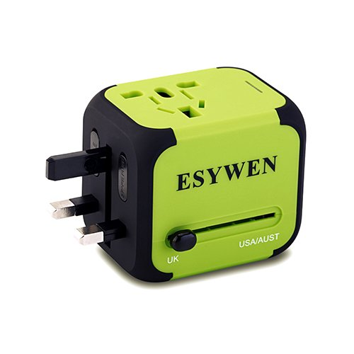 ESYWEN International Adapter Charger Worldwide product image