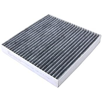 Hqrp activated carbon charcoal air cabin for Tesla cabin air filter