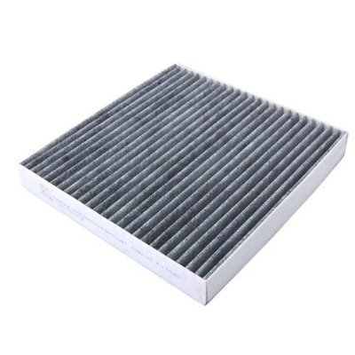 HQRP Activated Carbon / Charcoal Air Cabin Filter for FRAM CF10134 Fresh Breeze Cabin Air Filter Replacement plus HQRP UV Meter