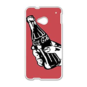 Malcolm Drink brand Coca Cola fashion cell phone case for HTC One M7