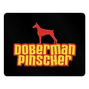 Teeburon BREED COLOR Doberman Pinscher Plastic Acrylic