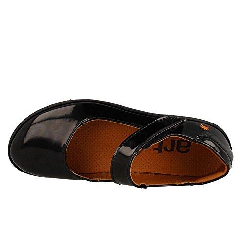 Zapatos ART Antibes Black Negro Charol 1420C 6rUdxq6