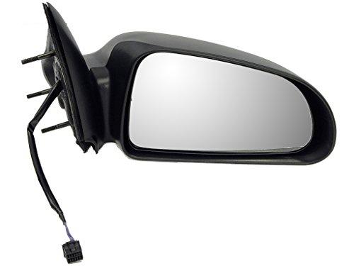 Dorman 955-1370 Passenger Side Power Door Mirror for Select Dodge/Mitsubishi Models, Black