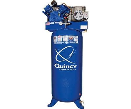 Quincy QT-54 Splash Lubricated Reciprocating Air Compressor
