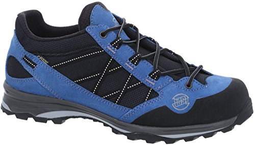 Hanwag – belorado II Low GTX Scarpe Da Hiking, un-blue/black