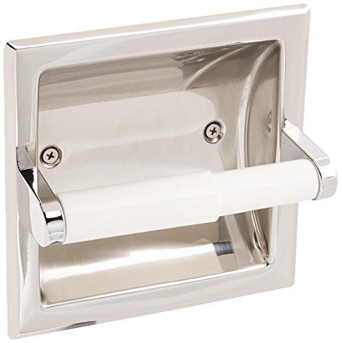 Moen 1576SS Donner Commercial Paper Holder, Stainless Steel