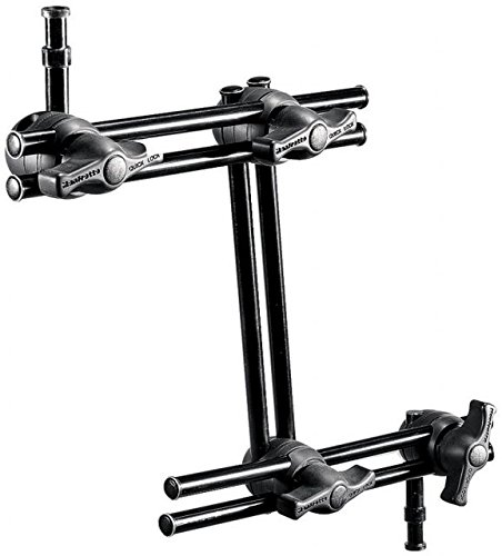 Manfrotto 396AB- 3 3- Section Double Articulated Arm without Camera Bracket by Manfrotto