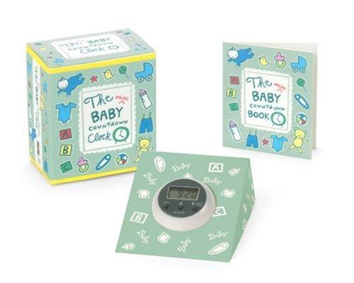 Mini Baby Countdown Clock (Countdown Clock Mega Mini Kits)