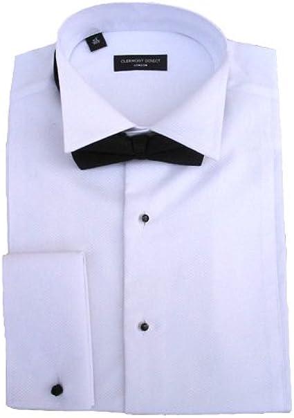 100% algodón de parte delantera ala Marcella cuello camiseta