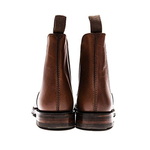 Loake - Botines chelsea hombre Brown Waxy Leather