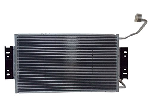 A/C AC CONDENSER FOR CHEVROLET PONTIAC FITS MALIBU GRAND AM (Chevrolet Malibu A/c Condenser)