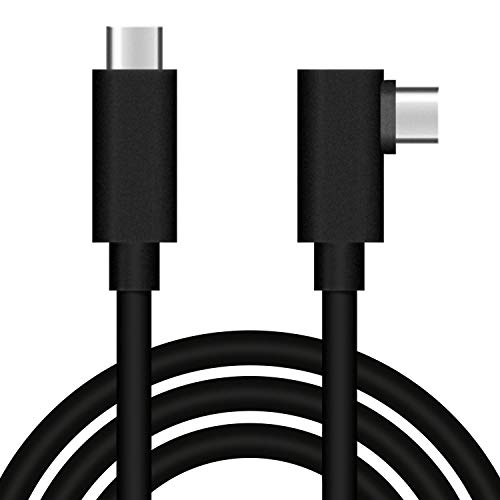 Szyslt Link Cable 16ft(5m) for Oculus Quest 2 / Quest 1 USB C to C with E-Mark Chip USB3.2 Gen 1 5Gbps ,High Speed Data Transfer & Fast Charging