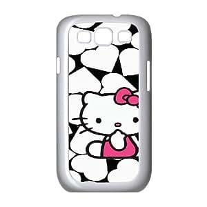 SOPHIA Phone Case Of Hello Kitty cute girl Fashion Style For Samsung Galaxy S3 I9300