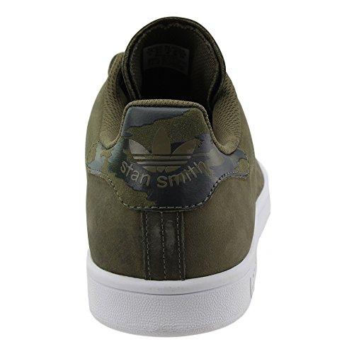Adidas Stan Smith Heren Casual Sneakers Wasachtig Groen / Wit / Camo