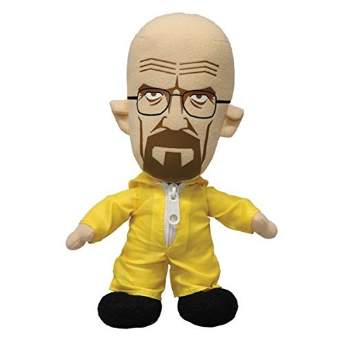 Breaking Bad Plush Walter White Hazmat (Walter White Outfit)