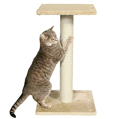 Cat Scratching Post TRIXIE Pet Products Cat Supplies [tag]