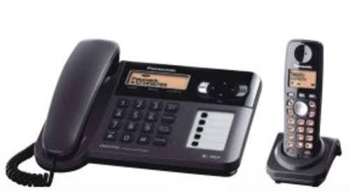 Image Unavailable Not Available For Colour Panasonic Single Line 24GHz KX TG3651 Digital Cordless Telephone