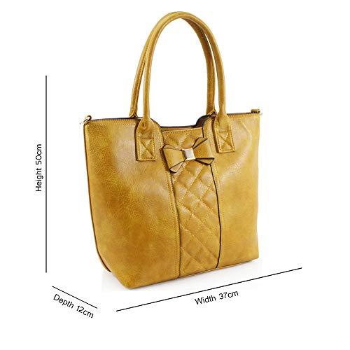 Medium À Sac Fashions Porter Femme Pour Blanc L'épaule Elegant R0InqBR
