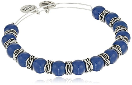 Alex Ani Independence Denim Bracelet