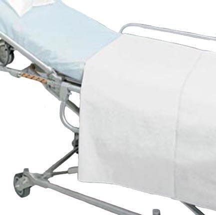 Graham Medical 328 2-Ply Drape, 40'' Width, 48'' Length, Peach (Pack of 100)