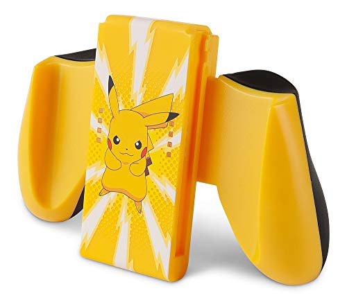 PowerA Pokemon Joy-Con Comfort Grip for Nintendo Switch - Pikachu, Works with Nintendo Switch Lite - Nintendo Switch