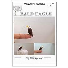 Animal Amigurumi: Mini Bald Eagle Pattern, miniature amigurumi, animals crochet