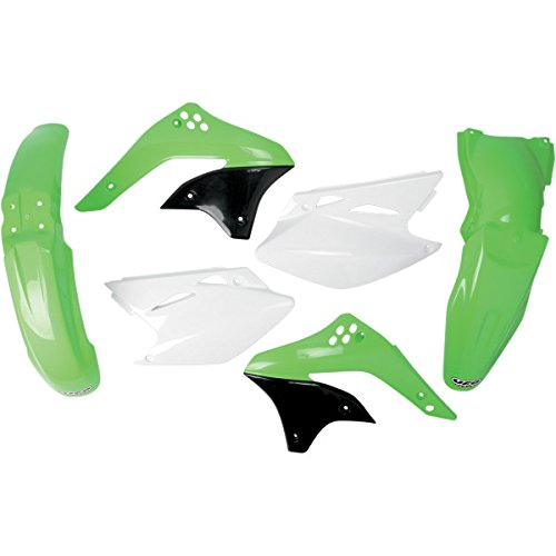 ユーフォープラスト UFO PLAST 外装キット 07年 KX450F OEM 1403-0466 KAKIT209-999   B01M22U09D
