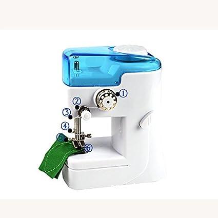 NEWELL Pequeña Mini Máquina De Coser Eléctrica De Escritorio