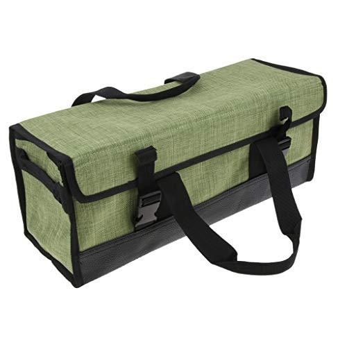 土下位大工Perfeclan テントペグバッグ テントステークケース ツールケース 全3色