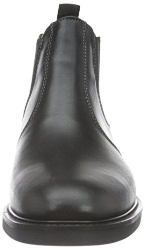 Gant Spencer, Zapatillas de Estar por Casa para Hombre Negro - Schwarz (black G00)