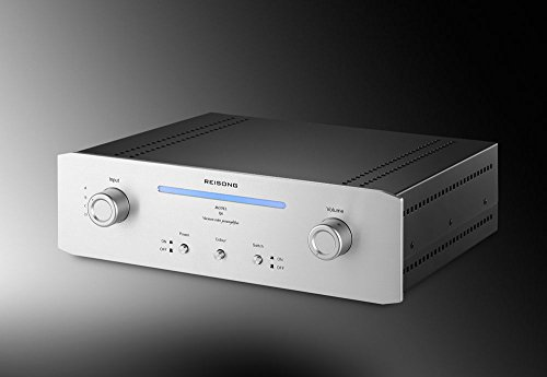 (Nobsound Hi-Fi 12AX7 Vacuum Tube Preamplifier Stereo High-End Audio Preamp Valve Pre-Amp)