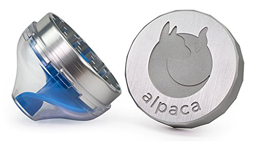 Alpaca Herb Grinder & Dispenser