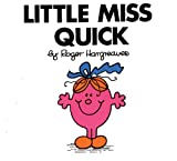 Little Miss Quick, Roger Hargreaves, 0843189568