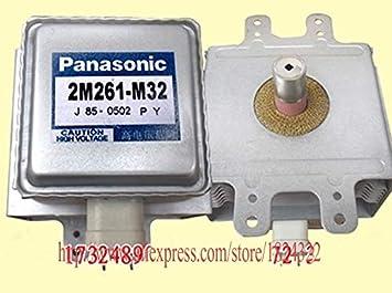 Magnetron 2M261-M32 - Horno microondas para horno: Amazon.es ...