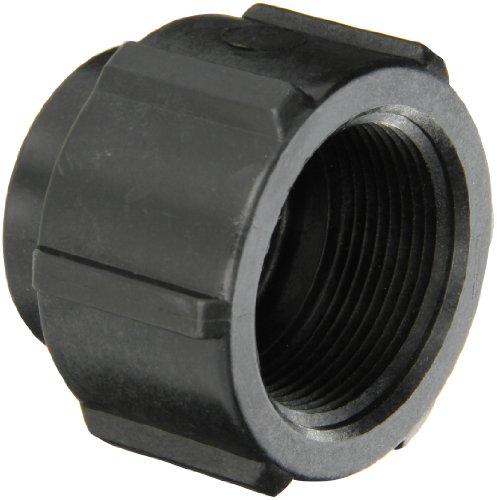 (Banjo RC150-100 Polypropylene Pipe Fitting, Reducing Coupling, Schedule 80, 1-1/2 x 1