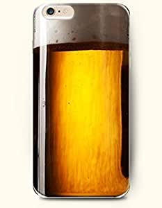 SevenArc New Apple iPhone 6 ( 4.7 Inches) Hard Case Cover - a Glass of Nice Beer