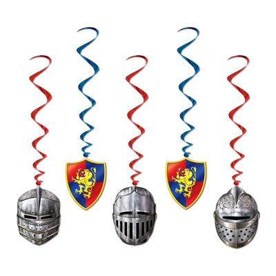 Medieval Whirls 3' 4