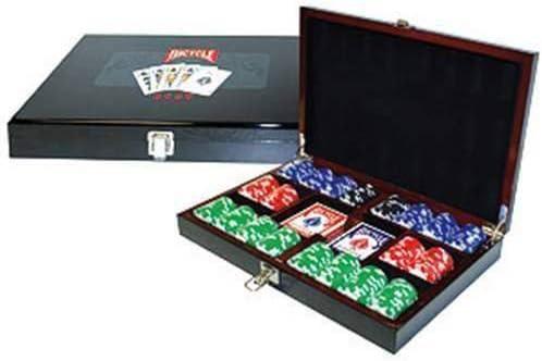 SOLOMAGIA Masters Poker Set - Bicycle - Trucos Magia y la Magia - Magic Tricks and Props: Amazon.es: Juguetes y juegos