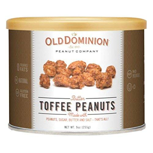 - Old Dominion Butter Toffee Peanuts