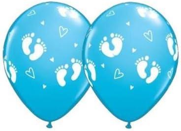 "Robins Egg Blue Qualatex 11/"" Latex Balloons x 25"