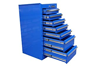 US PRO TOOL CHEST CABINET TOOL BOX BLUE SIDE CABINET HANG ON ...