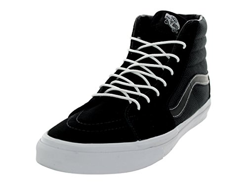 Hi Suede White Black Vans Adulto Canvas Classic Sneaker SK8 Alte Unisex Black Zqnn5a