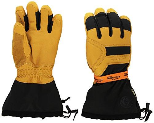 - Black Diamond Men's Crew Gloves, Natural, X-Large