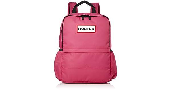 Amazon.com: Hunter Original - Mochila de nailon, color rosa ...
