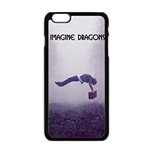 SKULL it's time imagine dragons lyrics Phone Case for Iphone 6 Plus Kimberly Kurzendoerfer
