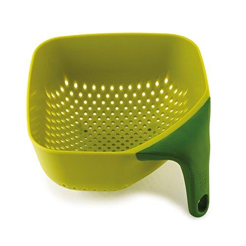 Joseph Joseph 40056 Square Colander, Medium, Green