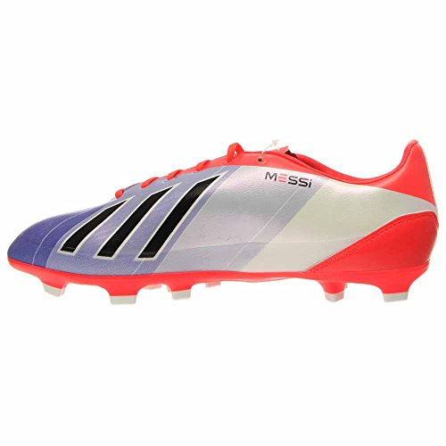 Adidas Menns F30 Trx Fg Messi Cleats Turbo / Black1 / Runninwht